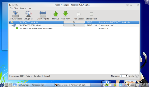 Tucan Screenshot